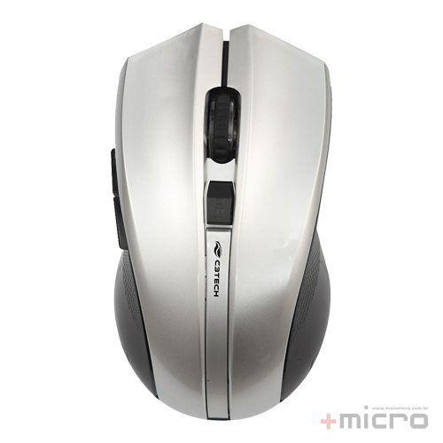 Mouse wireless USB C3 Tech M-W108SI