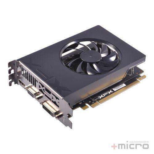 Placa de vídeo PCI-E XFX AMD Radeon R7 240 4 Gb DDR3