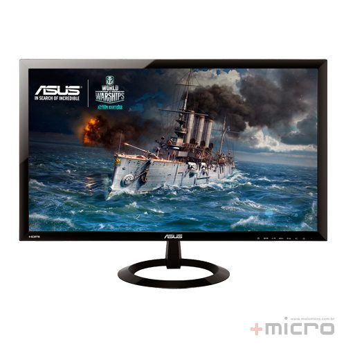 "Monitor gamer LED Asus VX248H 24"""