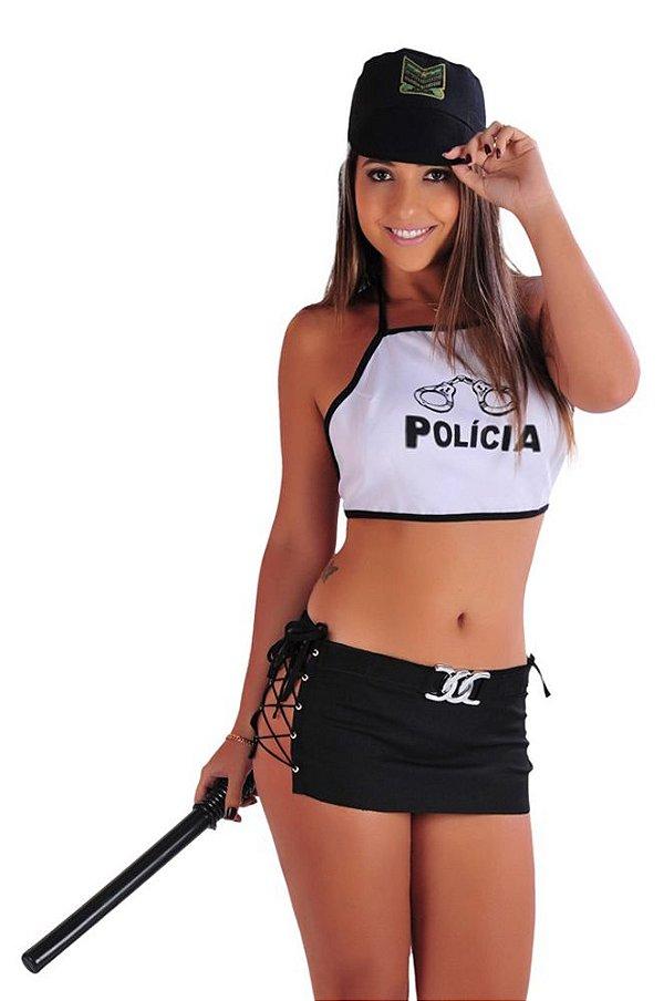 Fantasia Sex Policial De Mel