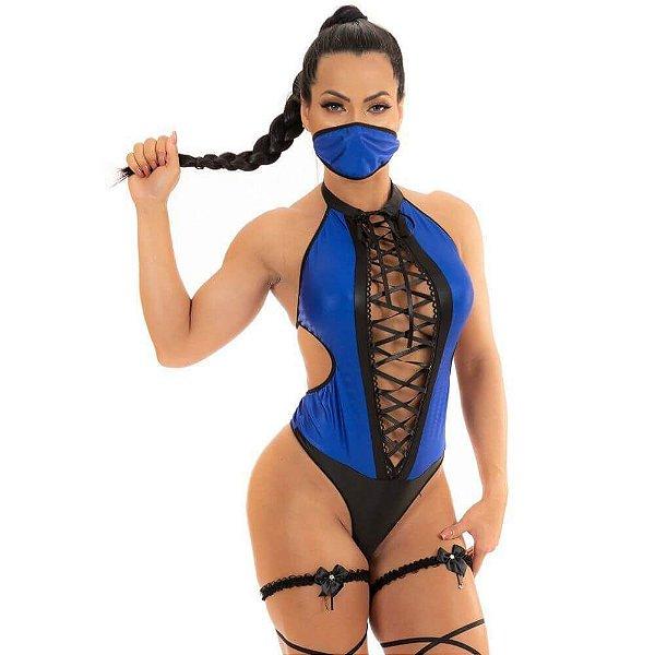 Fantasia Body Kitana Pimenta Sexy