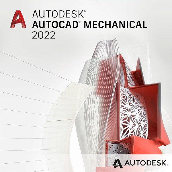 Mechanical Addon for Autodesk AutoCAD 2022