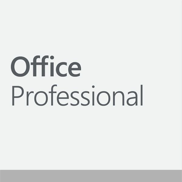 MICROSOFT OFFICE PROFESSIONAL 2019 – 32 / 64 BITS – ESD - 5PC