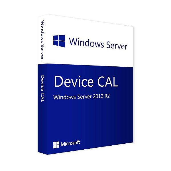 Pacote de 5 CALS de Dispositivo para Windows Server 2012 R2