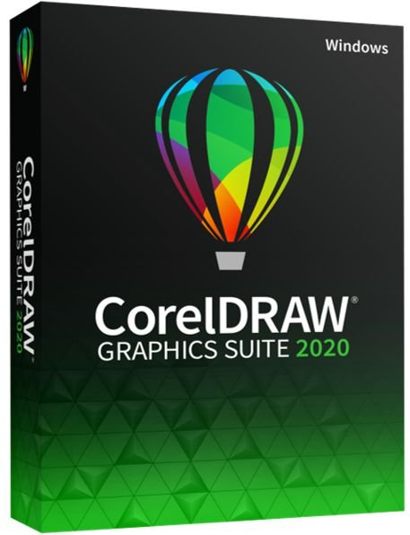CorelDRAW Graphics Suite 2020 licença vitalícia p/ Windows (Download)