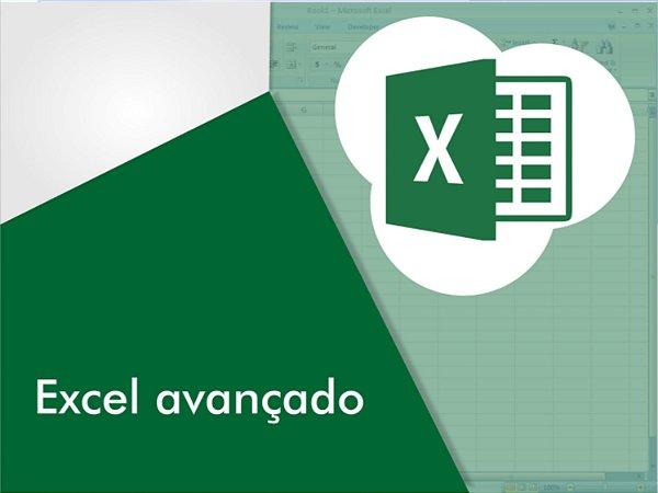 Curso do Excel - Básico ao Avançado - 5 Cursos completos – Formação Especialista