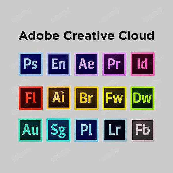 Adobe Creative Cloud 2020 para Mac