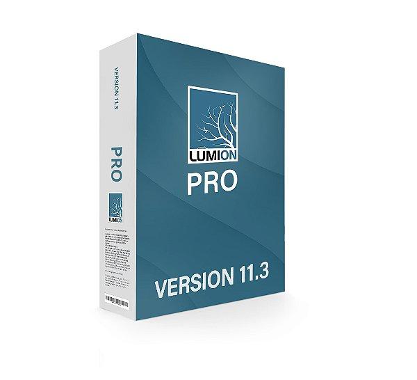 Lumion Pro 11