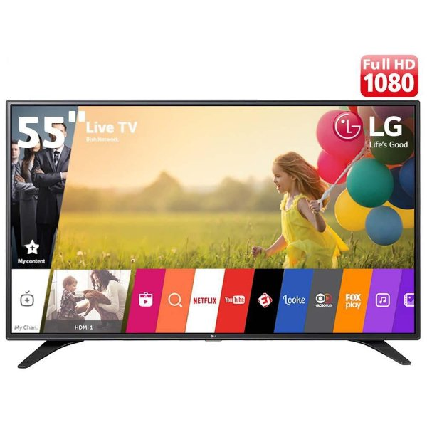 """Tv LG 55"""" LED FHD"""