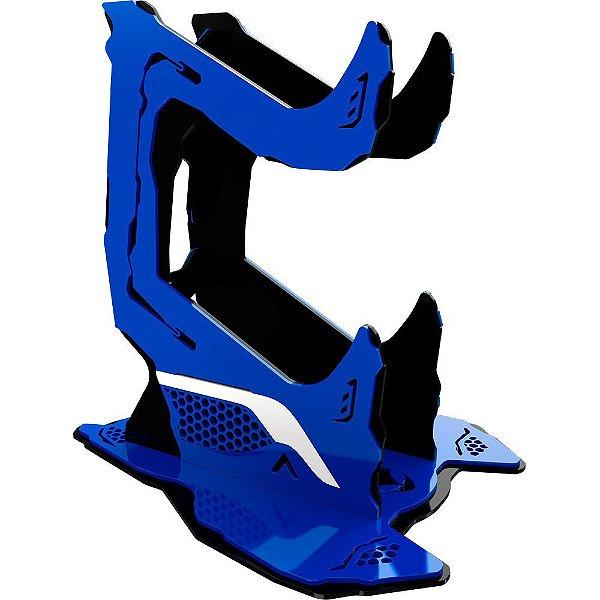Suporte Controles Rise Venom V3 - Azul