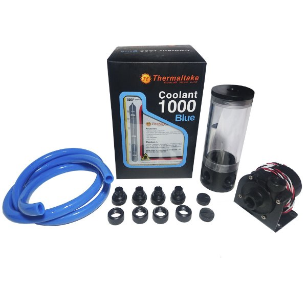 Kit Upgrade Water Cooler Selado Azul Tier 2