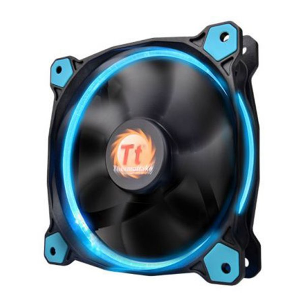 Fan Thermaltake Ring 12 Azul 120mm 1500RPM