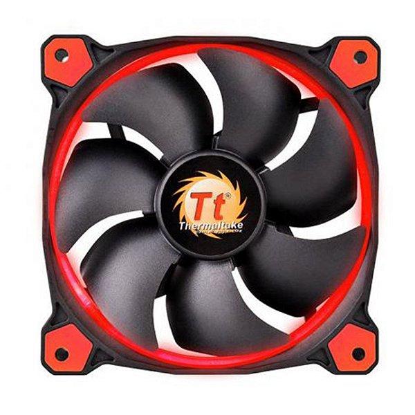 Fan Thermaltake Ring 12 Vermelho 120mm 1500RPM