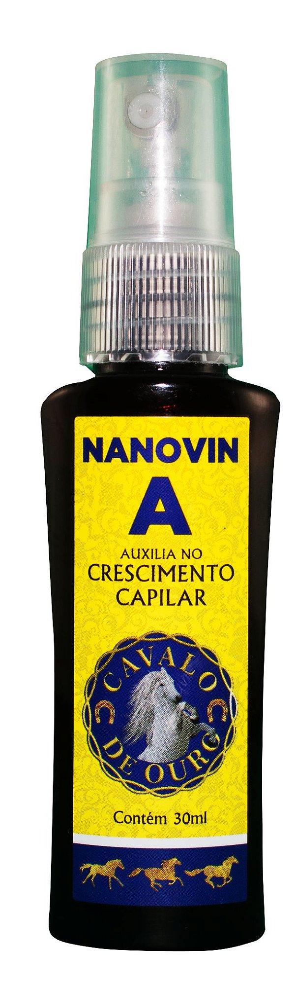 NANOVIN A - TRATAMENTO DE CRESCIMENTO - 30ML