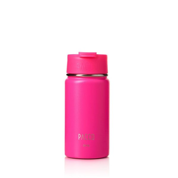 Tumbler Térmico com Infusor 350ml  Pink It's On - PACCO BY