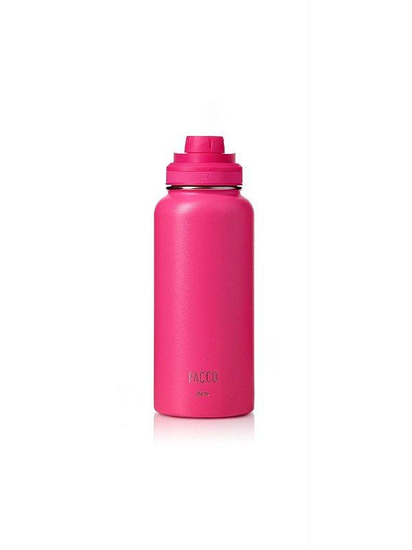 Garrafa Térmica Hydra 950ml Pink It's On - PACCO BY