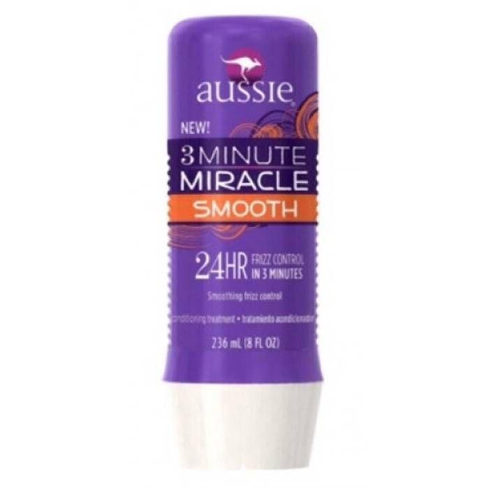 Máscara Aussie 3 Minute Miracle Smooth 236ml