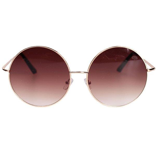 Óculos Tree Hippie Marrom - Compre com quem é especialista no ... 66b04f720f