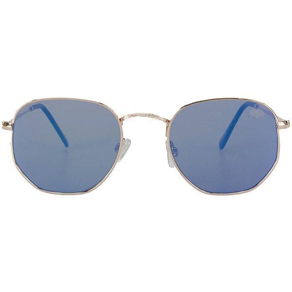 Óculos Tree Hexagonal Azul