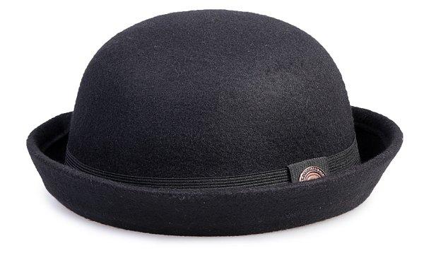 Chapéu Coco Preto Chaplin Clássico