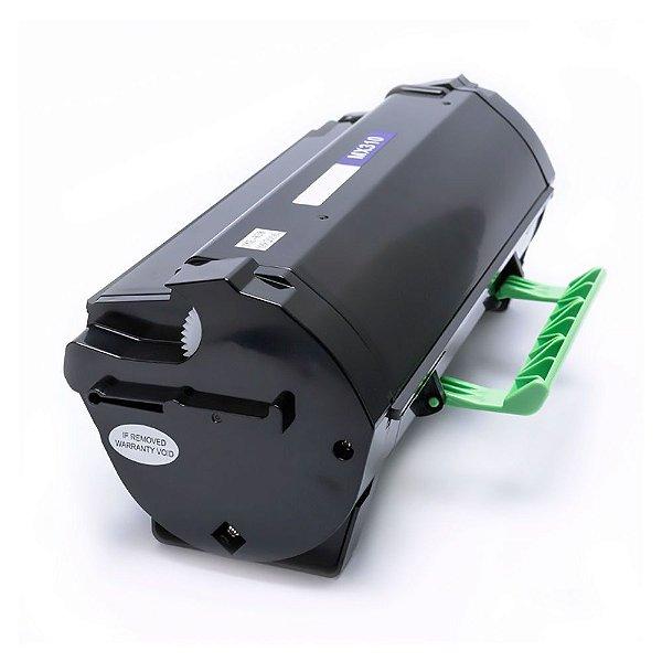Toner Compatível Lexmark 604H