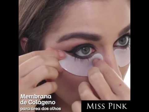 Membrana para olhos tratamento pilaten