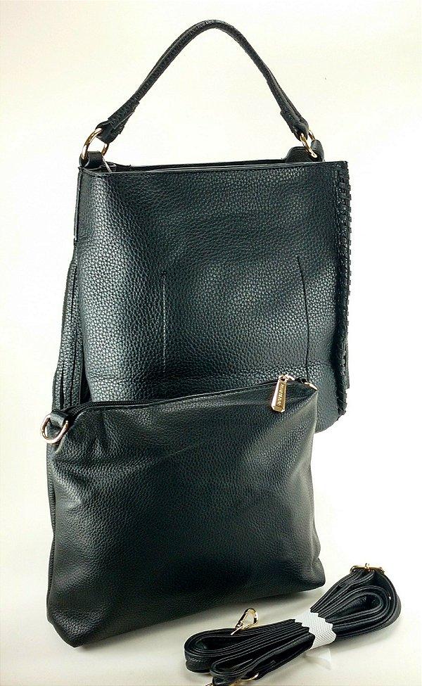 a890e8300 Bolsa Feminina De Mão E Alça Transversal - silde bolsas e acessórios ...