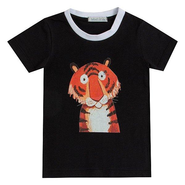 Camiseta infantil Tigrão