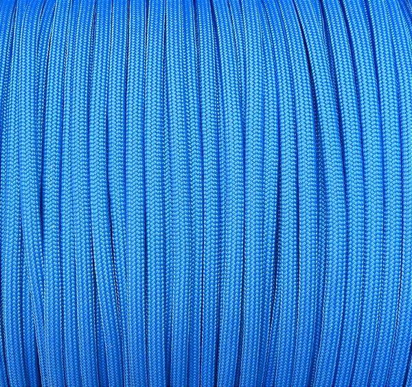 Paracord 550 (metro) - Azul Celeste