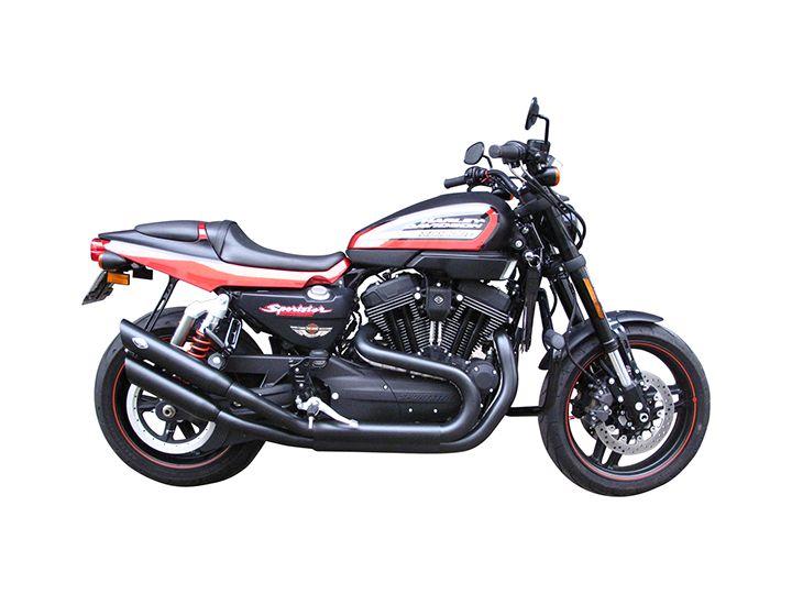 "Ponteira para Escapamento Torbal Harley Davidson Sportster Xr 1200 3"" Pol Corte Baixo"