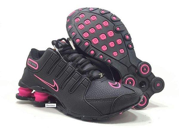 d2367a73009 ... low price tênis nike shox nz feminino várias cores e0173 e750c