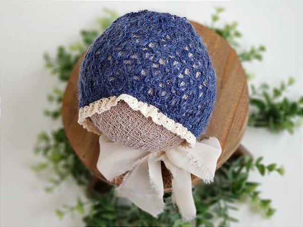 Gorrinho Princesa Azul