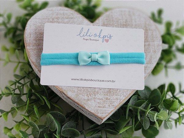 Laço Gravatinha Micro Tiffany