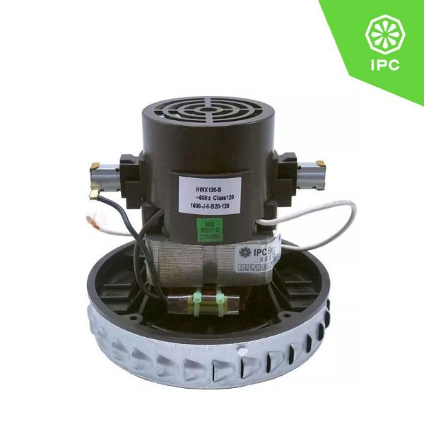 CASP0028 - Motor Bypass 1 estágio 220V 1200W