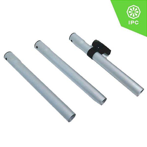 CASP0063 - Kit tubos retos de alumínio D32 aspirador Ecoclean