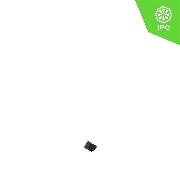 SPPV45776 - Escova redonda pequena de cerda dura