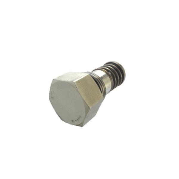 valvula de alivio do radiador de oleo cummins isc