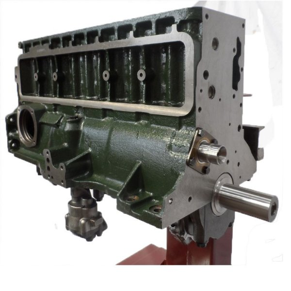 motor parcial mercedes om 352 versao 1