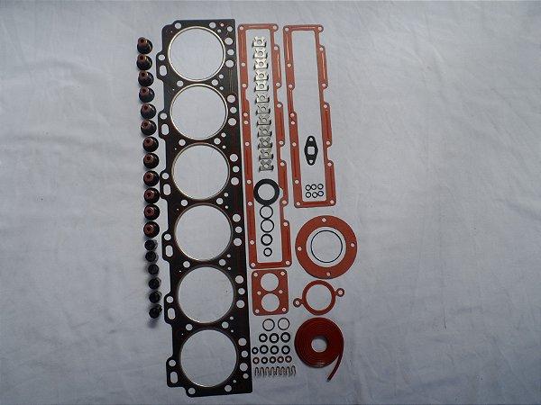 jogo de juntas superior cummins isb4 4.5 euro 5 diametro 107