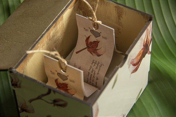 Caixa Kit Presente - Sabon de Algodão