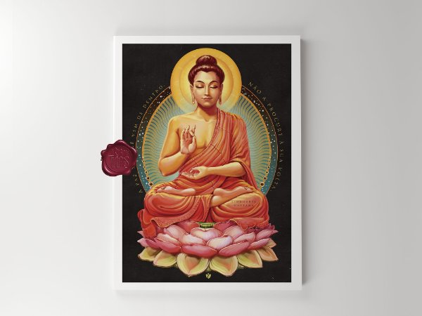 Print - Siddharta Gautama