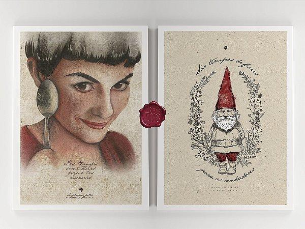 Prints - Amélie Poulain