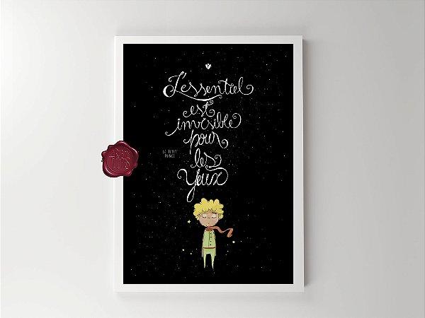 Print - Pequeno Príncipe - L'essentiel Príncipe