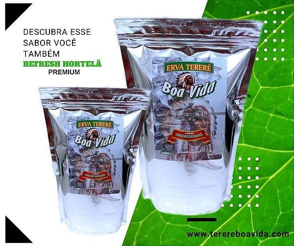Refresh Hortelã Premium - 500G