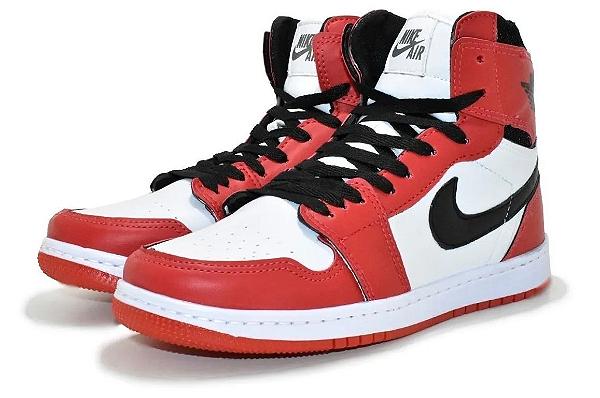 Tênis Nike Air Jordan 1 Retro ''Chicago'' Masculino - ( Várias cores)