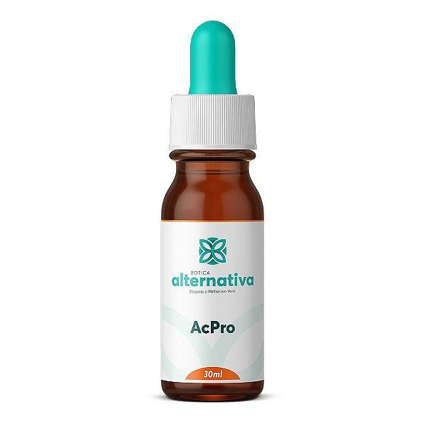 AcPro - Homeopatia para Tratamento de Acne 30mL