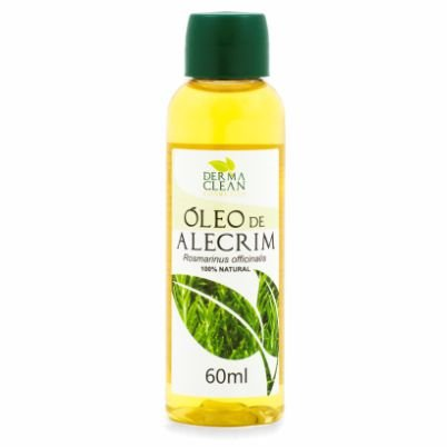 Óleo de Alecrim Derma Clean 60mL
