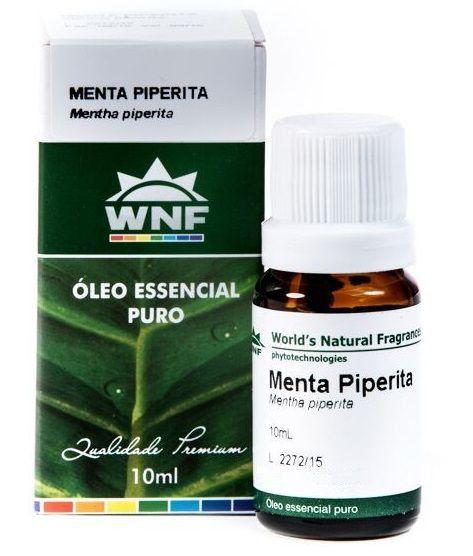 Óleo Essencial de Menta Piperita WNF 10mL