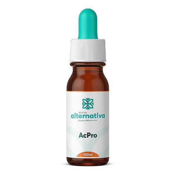 AcPro - Homeopatia para Tratamento de Acne 100mL