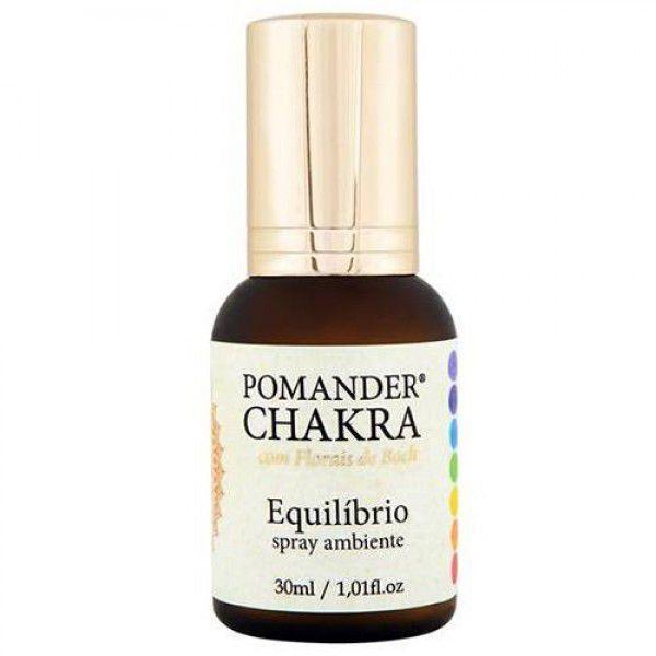 Pomander Chakra Equilíbrio 30mL Spray